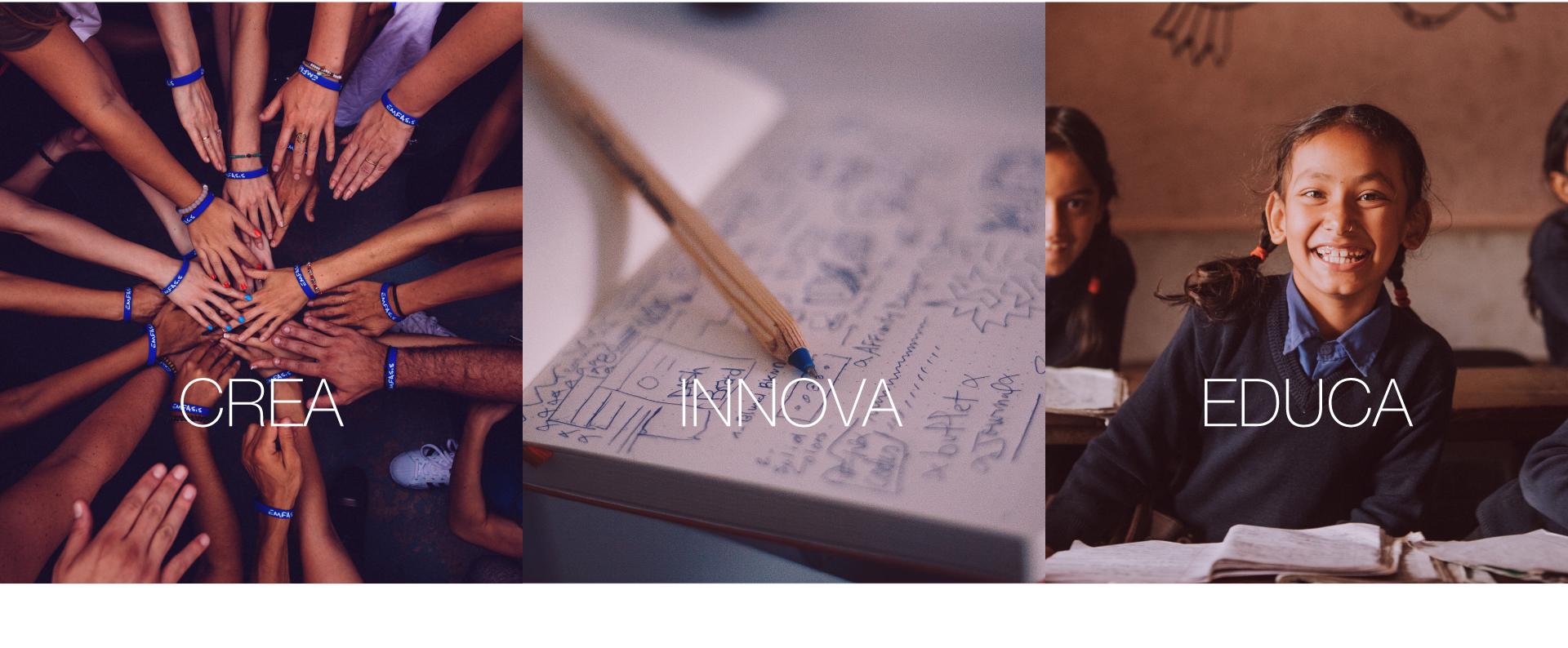 Crea Innova Educa AC